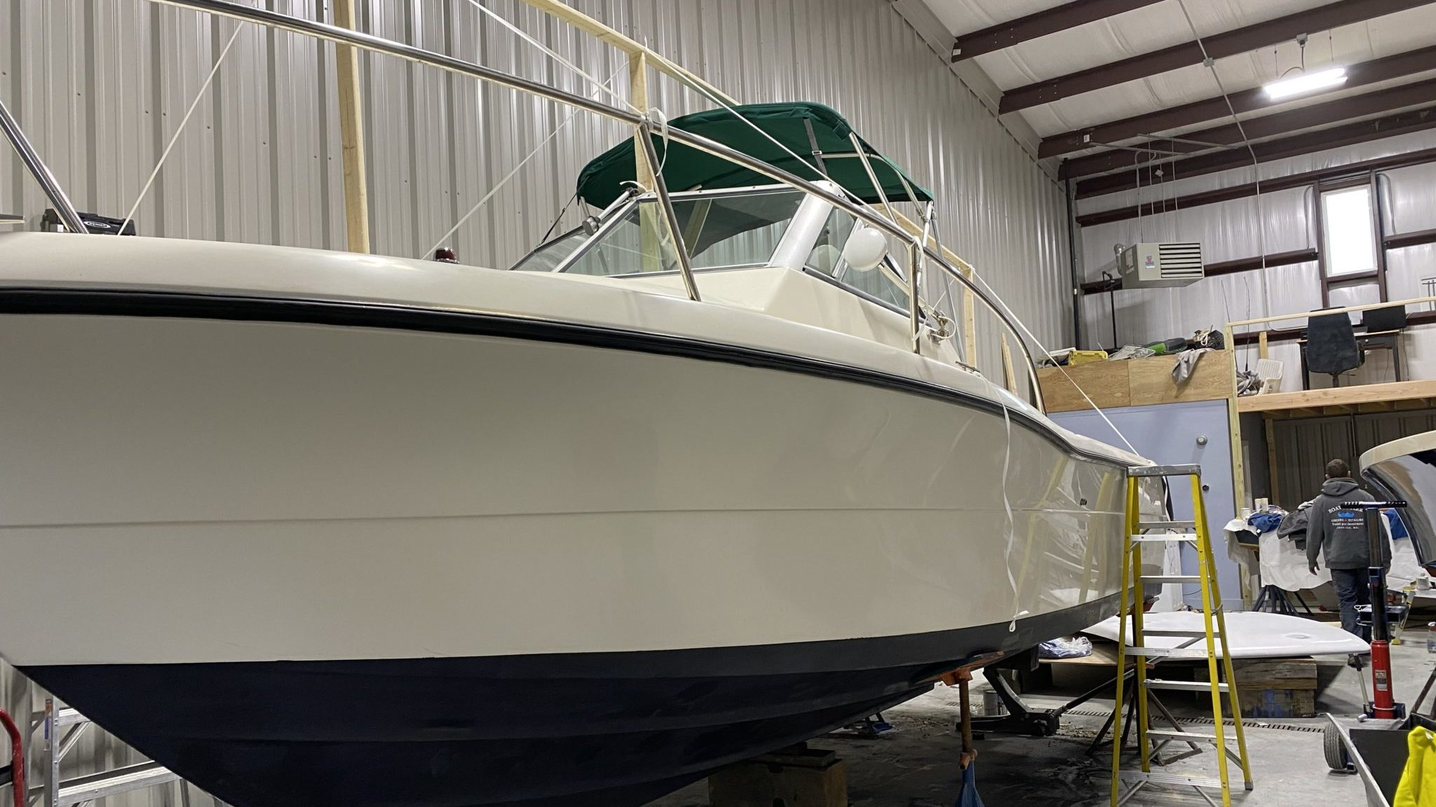 Storing Your Boat At Home:  Pros And Cons